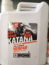 Масло IPONE KATANA OFF ROAD 10W40 4л