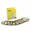 Комплект фрикционных дисков сцепления Pro-X KTM 450SX-F '07-11, 505SX/XC-F '08-09 16.S54015