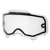 Линза 100% Armega Vented Dual Pane Lens Clear