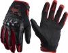Мотоперчатки FOX Racing Bomber Glovers реплика черно-красные р.L/XL