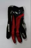 Перчатки Alpinestars красно/черные р.L(10)