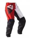 Мотоштаны ATAKI Strike красные/черные XXL р. 40