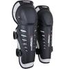 Защита колена (наколенники) FOX YTH Titan Race Knee Guard черные подростковые