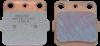 Тормозные колодки BRAKING 686CM44