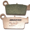 Тормозные колодки BRAKING 890CM44