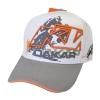 Бейсболка KTM Бело-Оранжево-Бело-Серая с Лого