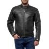 Куртка кожаная MOTEQ Atlas черн р.56-58(4XL)
