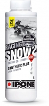 Масло IPONE SNOW RACING 2T 1л