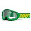 Очки 100% Accuri Forrest / Clear Lens зеленые